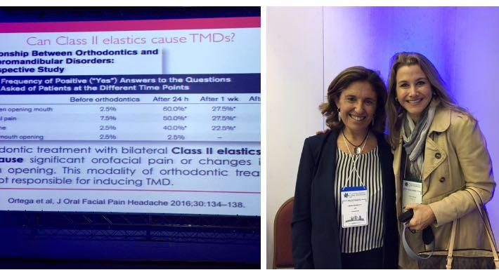 Trabalho de Mestrado da Dra. Ana Carolina reconhecido no III Congresso Brasileiro de Dor Orofacial.